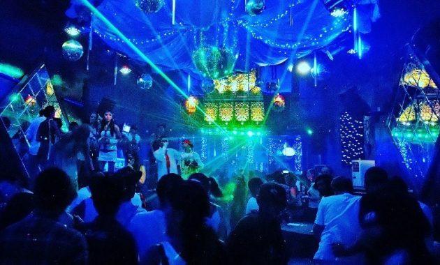 Liquid Bar & Lounge Diskotik Bandung